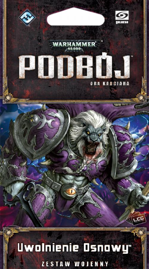 Warhammer 40,000 Podbój LCG: Uwolnienie Osnowy