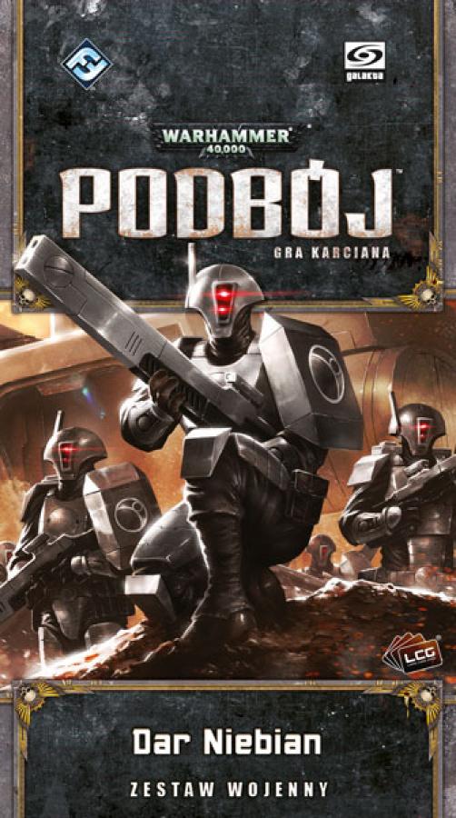 Warhammer 40,000 Podbój LCG: Dar Niebian