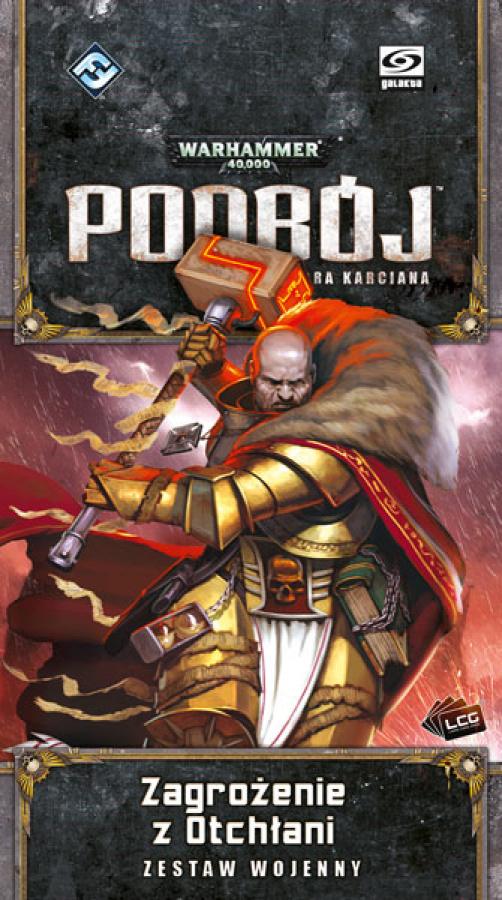 Warhammer 40,000 Podbój LCG: Zagrożenie z Otchłani