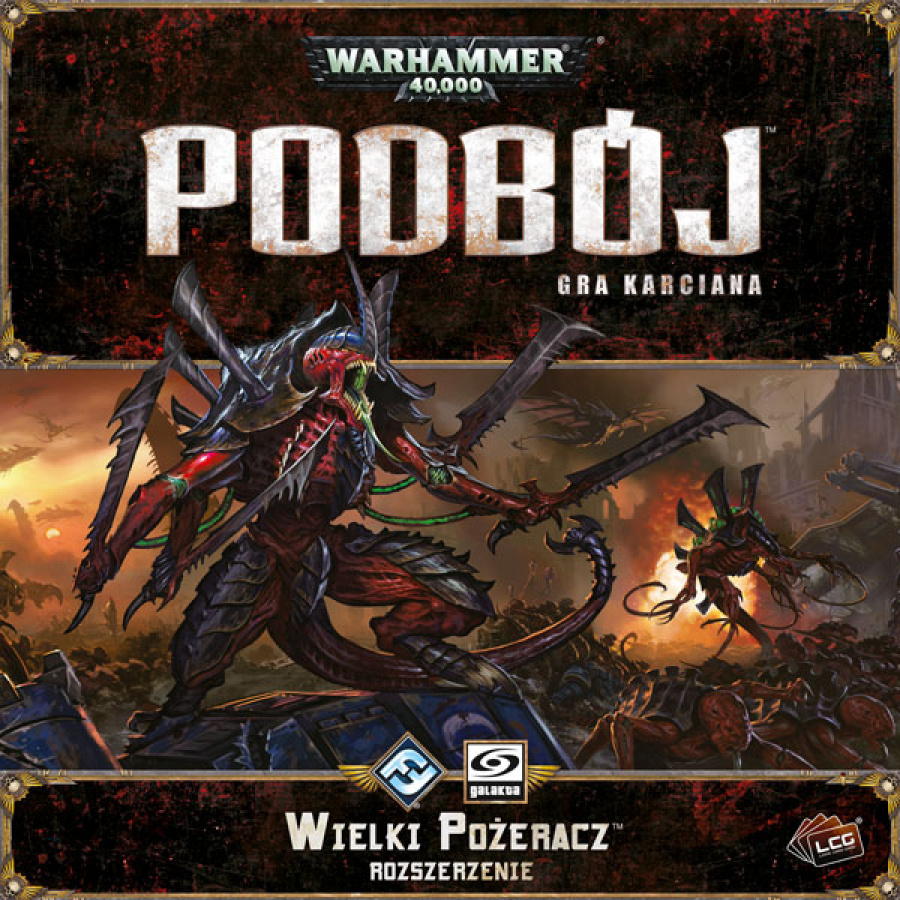 Warhammer 40,000 Podbój LCG: Wielki Pożeracz