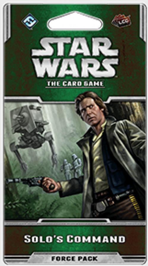 Star Wars LCG: Solo's Command