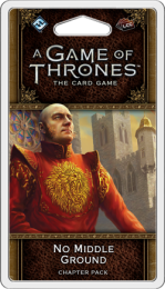 A Game of Thrones: The Card Game (2ed) - No Middle Ground