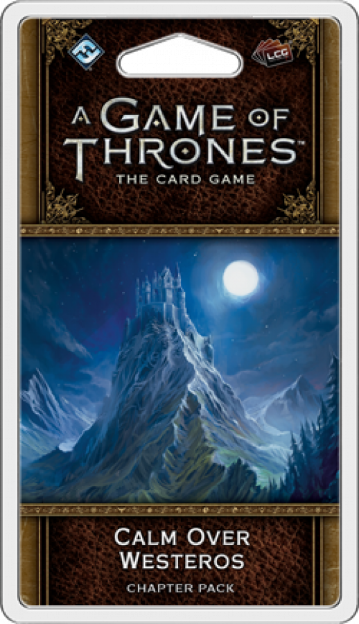A Game of Thrones: The Card Game (2ed) - Calm over Westeros