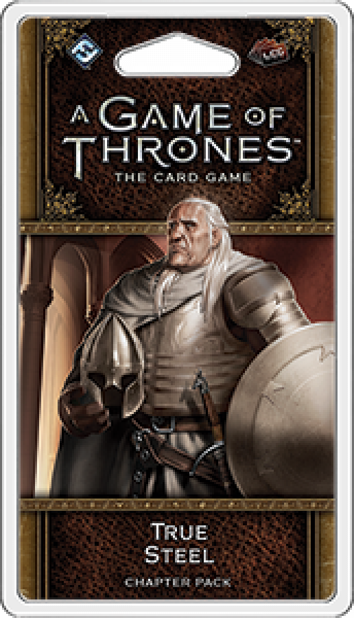 A Game of Thrones: The Card Game (2ed) - True Steel