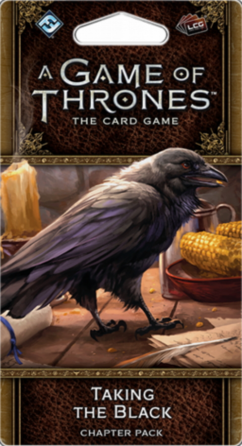 A Game of Thrones: The Card Game (2ed) - Taking the Black