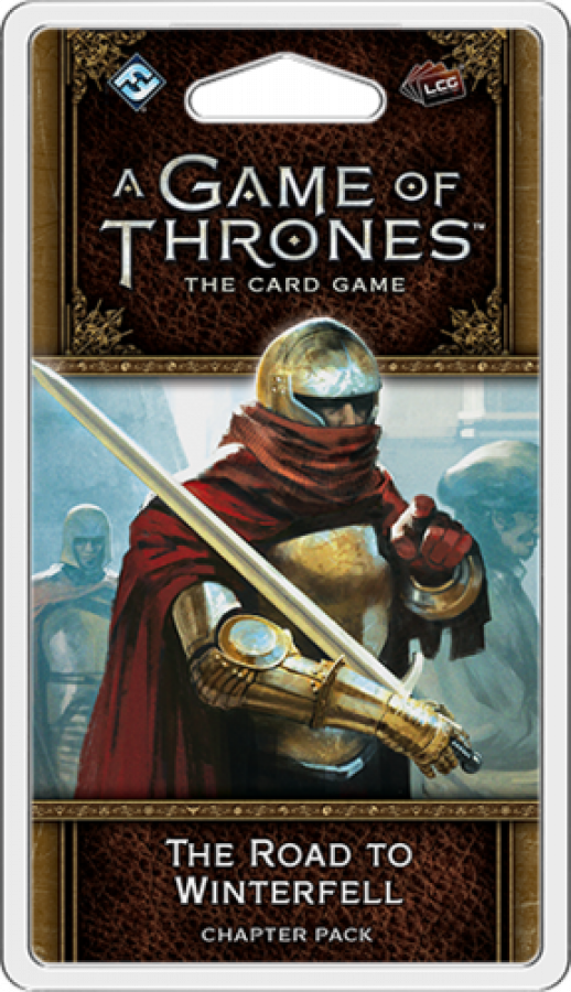 A Game of Thrones: The Card Game (2ed) - The Road to Winterfell