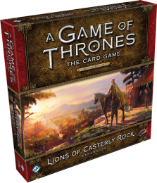 A Game of Thrones: The Card Game (2ed) - Lions of Casterly Rock