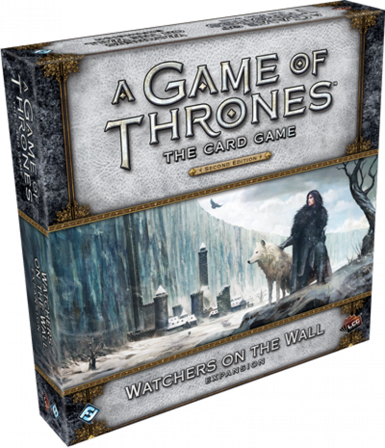 A Game of Thrones: The Card Game (2ed) - Watchers on The Wall