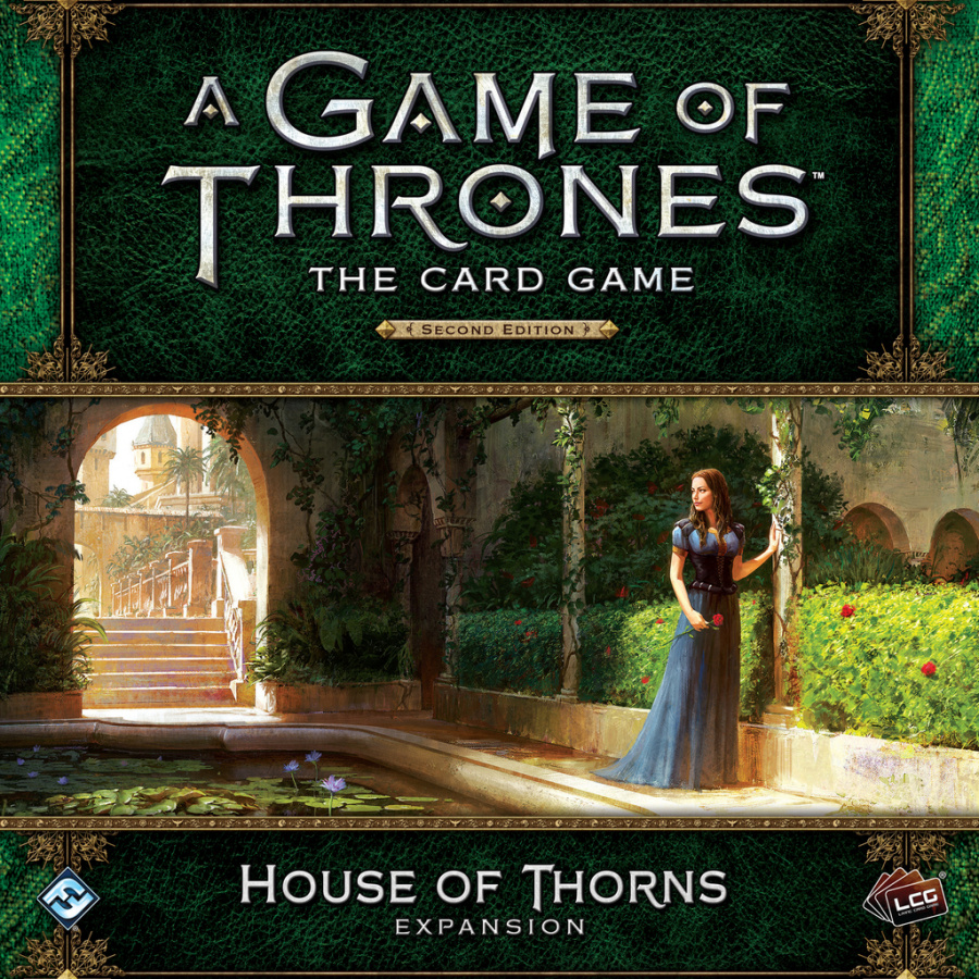 A Game of Thrones: The Card Game (2ed) - House of Thorns