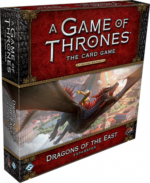 A Game of Thrones: The Card Game (2ed) - Dragons of the East