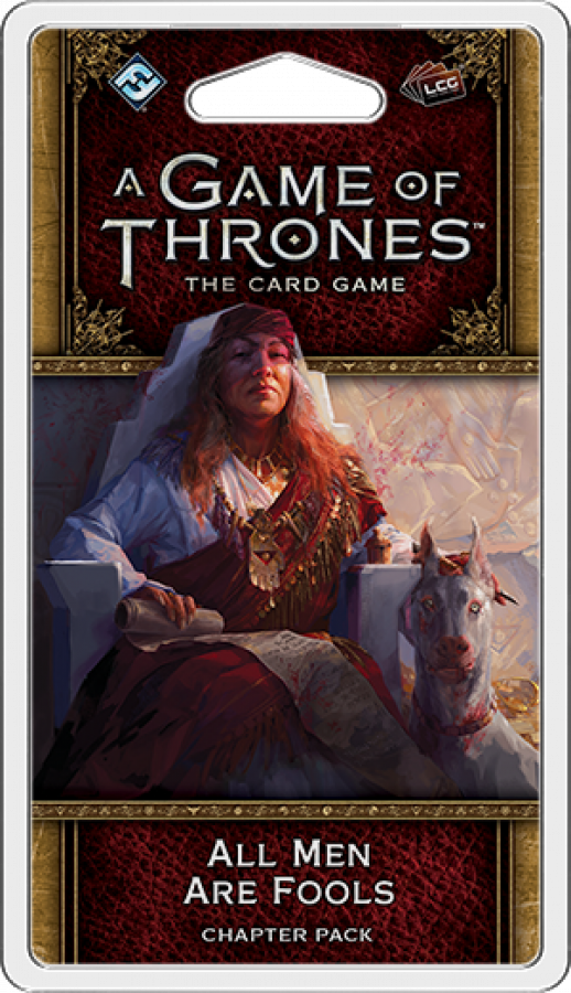 A Game of Thrones: The Card Game (2ed) - All Men are Fools