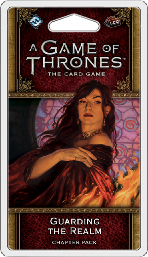 A Game of Thrones: The Card Game (2ed) - Guarding The Realm
