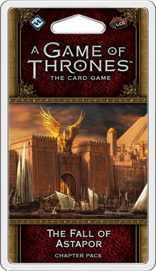A Game of Thrones: The Card Game (2ed) - The Fall of Astapor