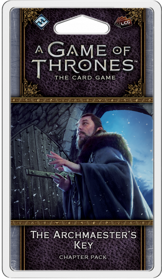 A Game of Thrones: The Card Game (2ed) - The Archmaester's Key