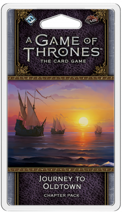 A Game of Thrones: The Card Game (2ed) -  Journey To Oldtown