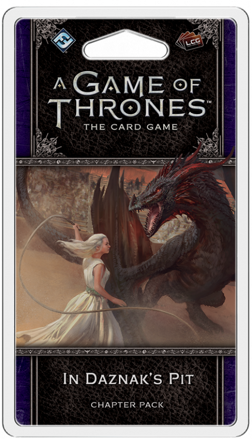A Game of Thrones: The Card Game (2ed) - In Daznak's Pit