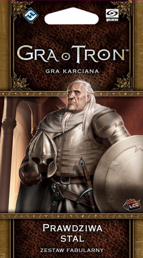 Gra o Tron: Gra karciana (2ed) - Prawdziwa Stal