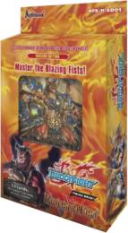 Future Card BuddyFight: H Trial Deck 1 - Crimson Fist