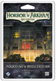 Horror w Arkham: Gra karciana - Morderstwo w Hotelu Excelsior