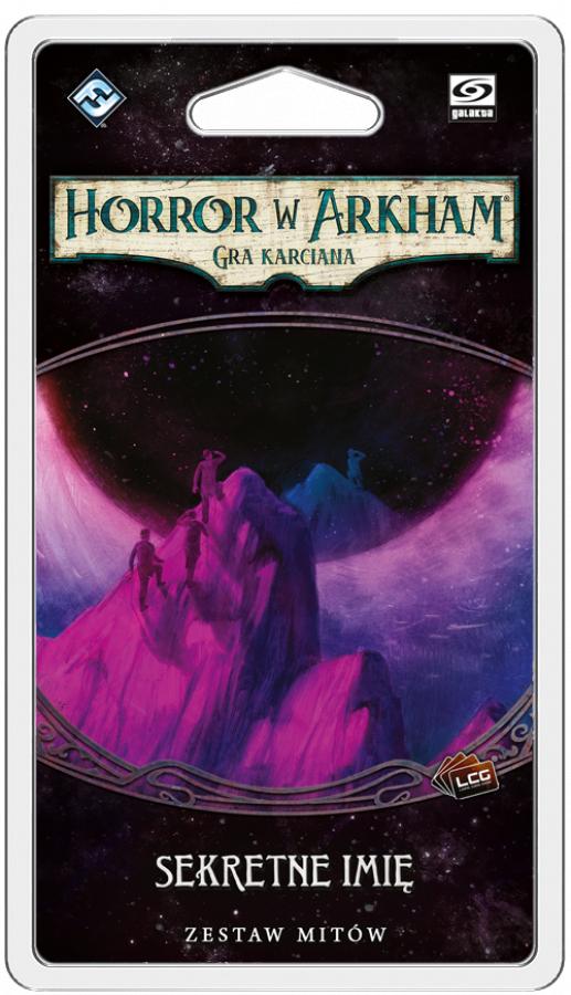 Horror w Arkham: Gra karciana - Sekretne imię