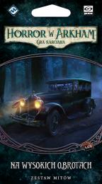 Horror w Arkham: Gra karciana - Na wysokich obrotach