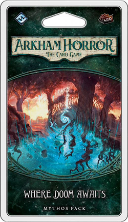 Arkham Horror: The Card Game - Where Doom Awaits