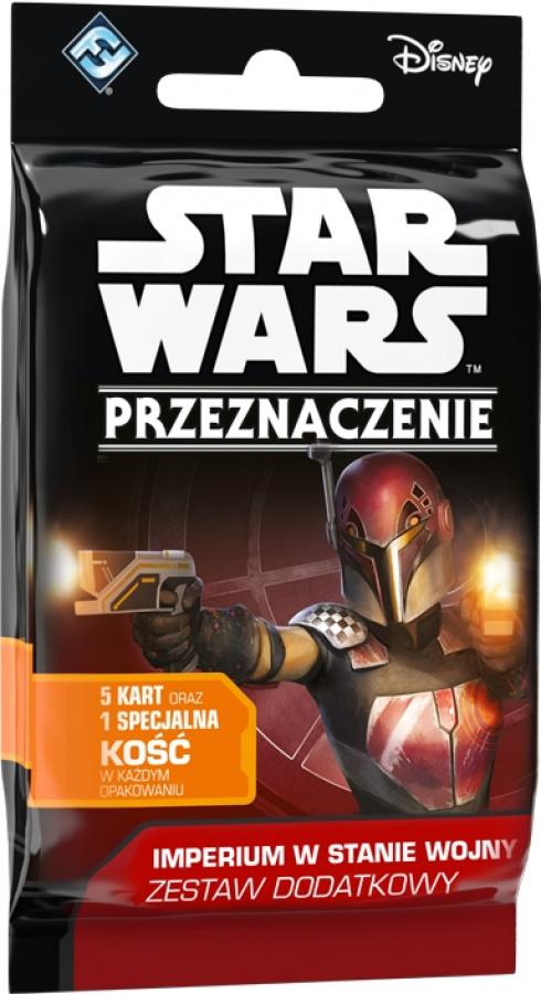 Star Wars: Przeznaczenie - Imperium w stanie wojny - Zestaw dodatkowy
