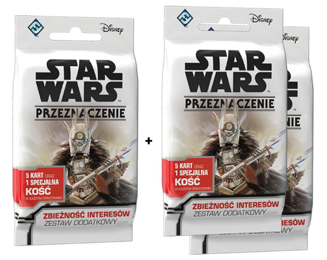 Star Wars: Przeznaczenie - Zbieżność interesów - Promocja 1+2 gratis