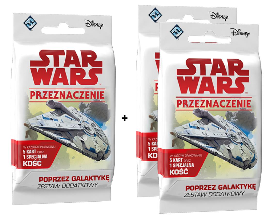 Star Wars: Przeznaczenie - Poprzez galaktykę - Promocja 1+2 gratis