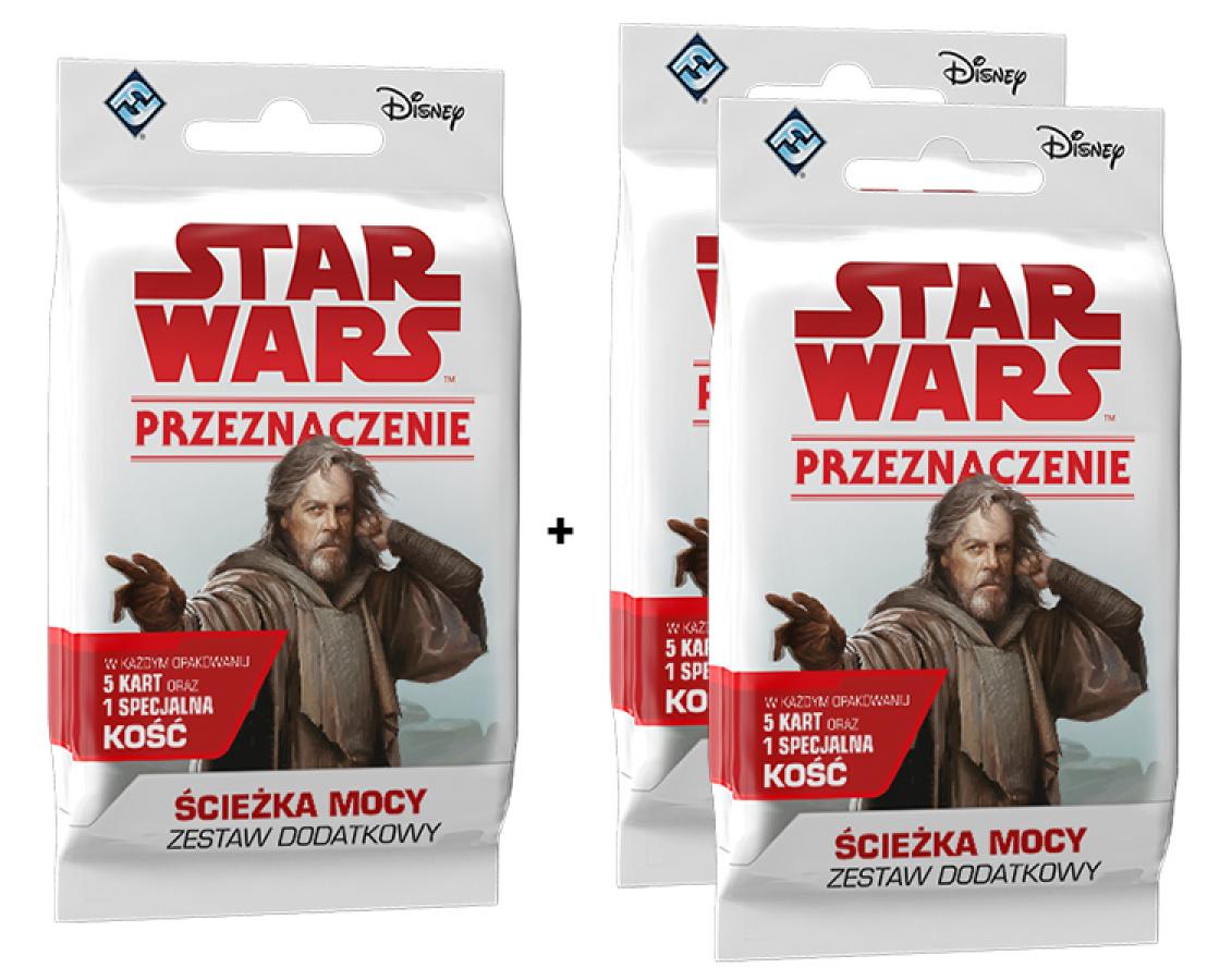 Star Wars: Przeznaczenie - Ścieżka mocy - Promocja 1+2 gratis