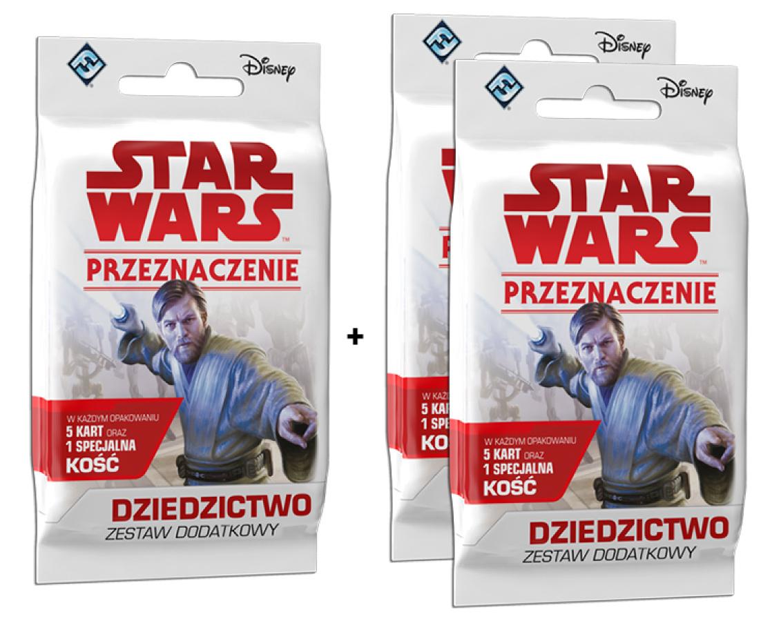 Star Wars: Przeznaczenie - Dziedzictwo - Promocja 1+2 gratis
