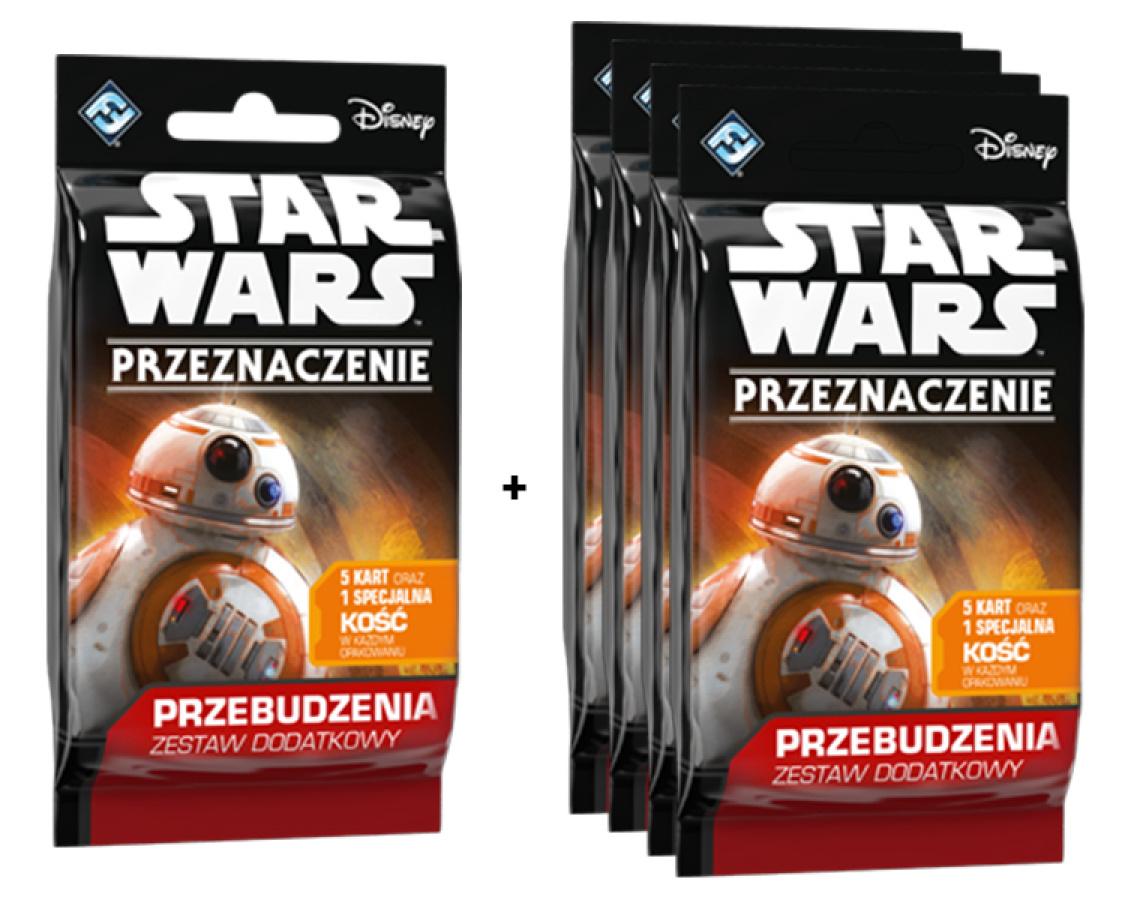 Star Wars: Przeznaczenie - Przebudzenia - Promocja 1+4 gratis