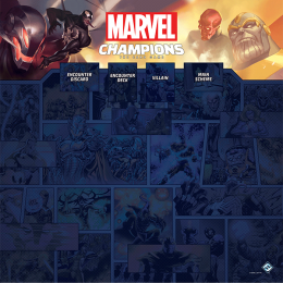 Marvel Champions: The Game Mat - 1-4 Player