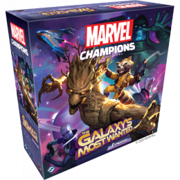 Marvel Champions: Galaxy's Most Wanted