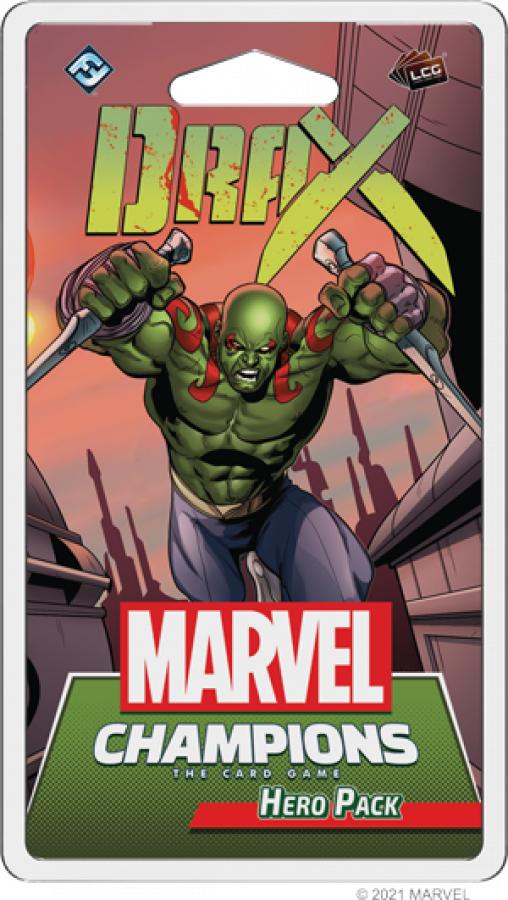 Marvel Champions: Hero Pack - Drax