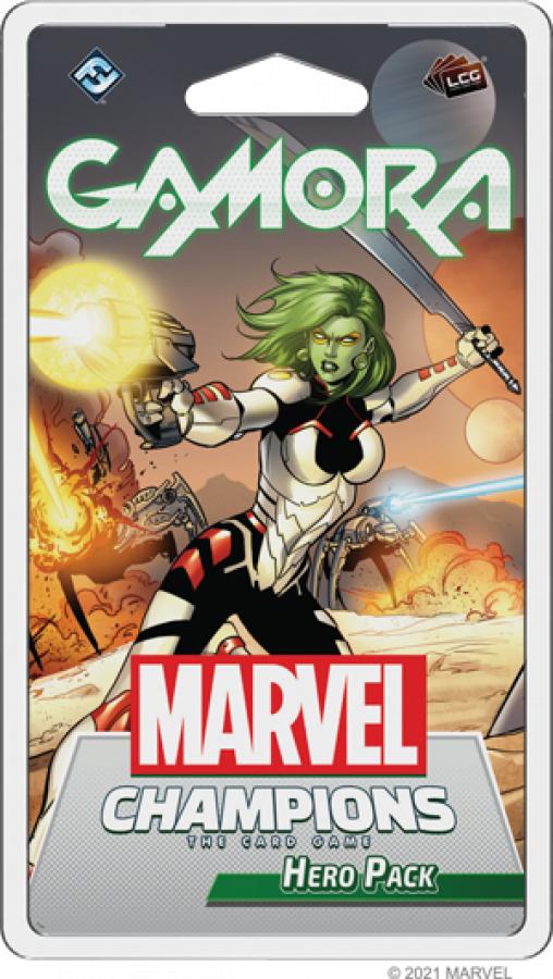 Marvel Champions: Hero Pack - Gamora