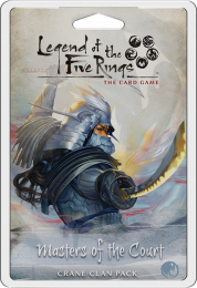 Legend of the Five Rings: Crane Clan Pack - Masters of the Court