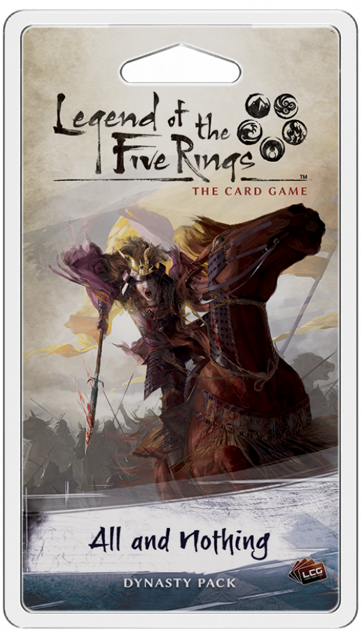 Legend of the Five Rings: All and Nothing