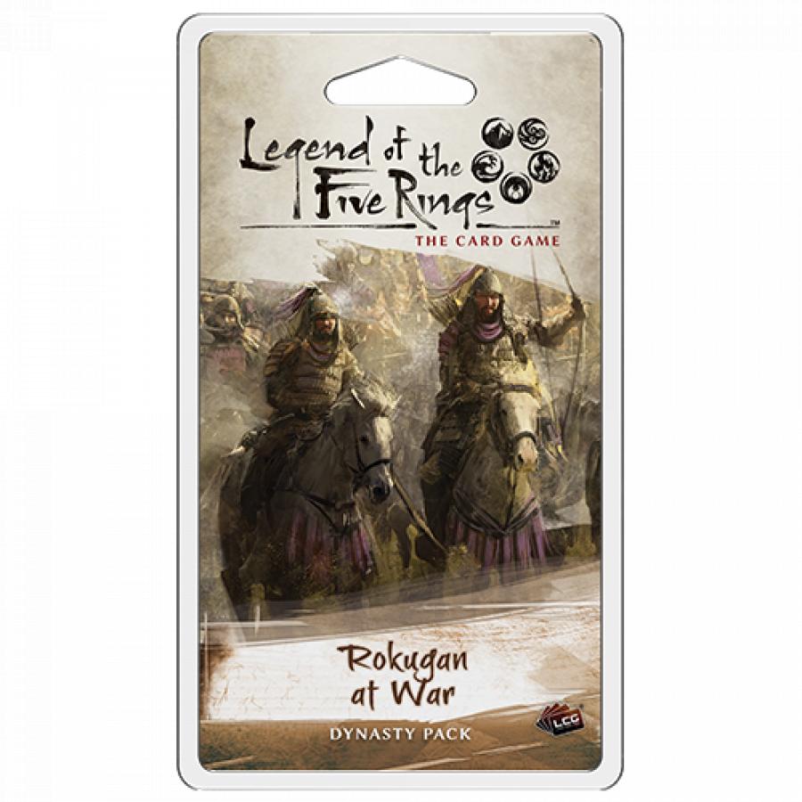 Legend of the Five Rings: Rokugan at War