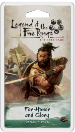 Legend of the Five Rings: For Honor and Glory