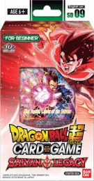 Dragon Ball Super Card Game: Saiyan Legacy - Starter Deck