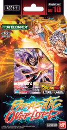 Dragon Ball Super Card Game: Parasitic Overlord - Starter Deck