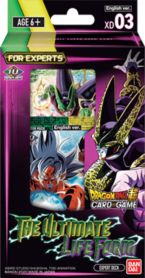 Dragon Ball Super Card Game: The Ultimate Life Form - Expert Deck