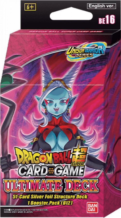 DragonBall Super Card Game - Ultimate Deck