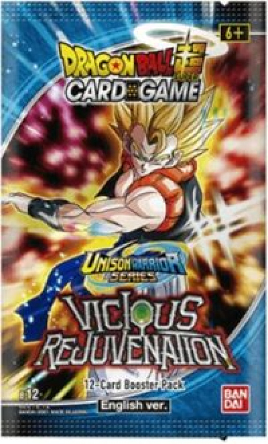 Dragon Ball Super Card Game: Vicious Rejuvenation - Booster Pack