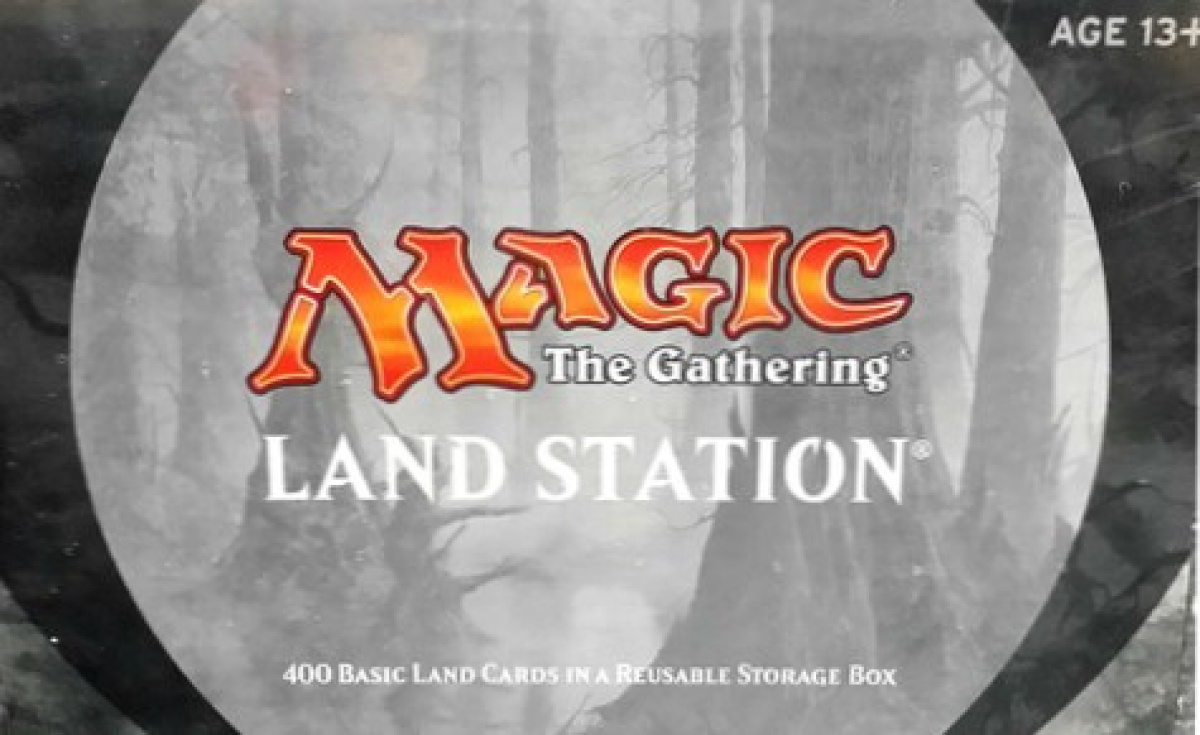 Magic The Gathering: Land Station 2017