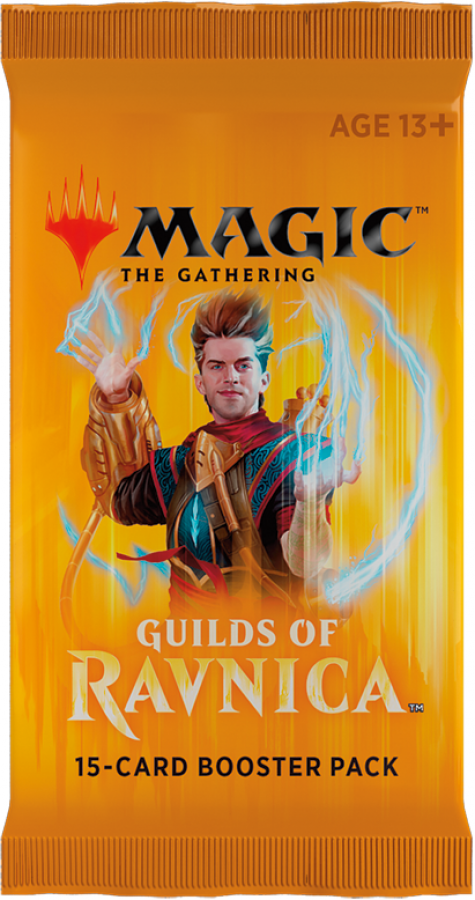 Magic The Gathering: Guilds of Ravnica - Booster