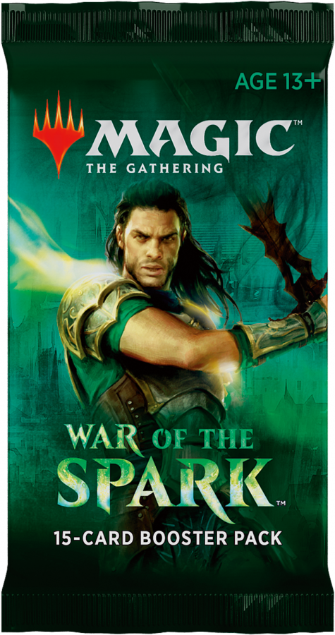 Magic The Gathering: War of the Spark - Booster