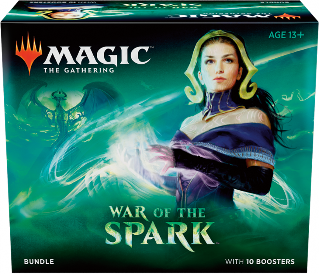 Magic The Gathering: War of the Spark - Bundle Pack