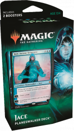 Magic The Gathering: War of the Spark - Planeswalker Deck - Jace